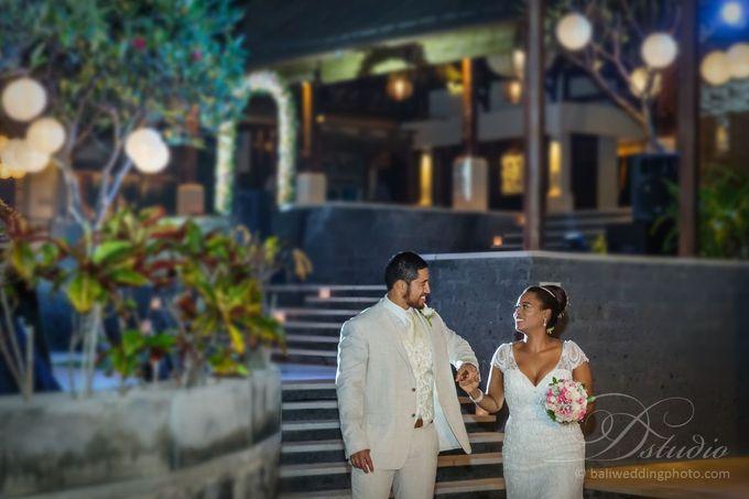 Tenniel and Dean Wedding by D'studio Photography Bali - 028