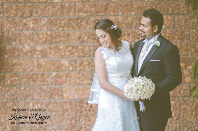 Wedding of Kishani & Gayan by DR Creations - 023