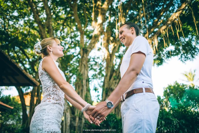 Melodie & Damien - Honeymoon in Bali by AT Photography Bali - 003