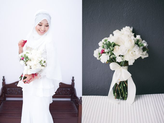 The Solemnization of Alya and Amir by Hanif Fazalul Photography & Cinematography - 002
