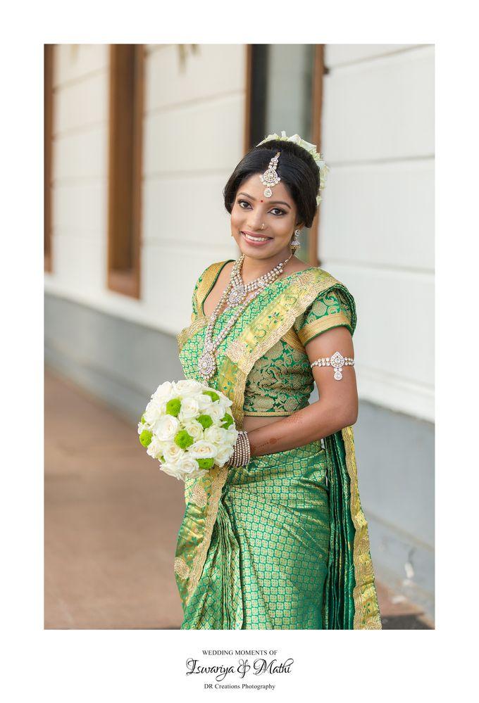 Wedding of Ishwariya & Mathi by DR Creations - 005