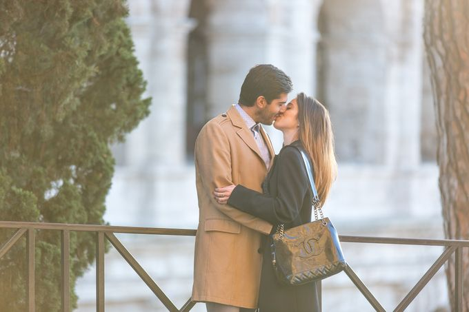 Engagement of Benedetta & Manolo by DR Creations - 004