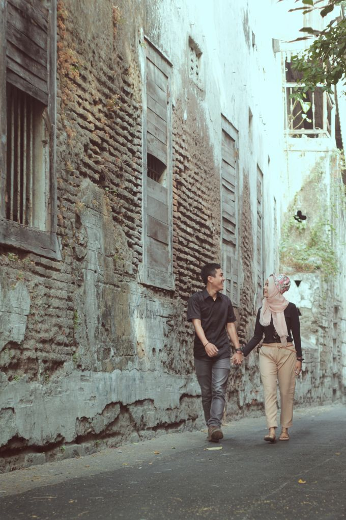 Prewedding Photoshoot by Coklat Photo Surabaya - 014