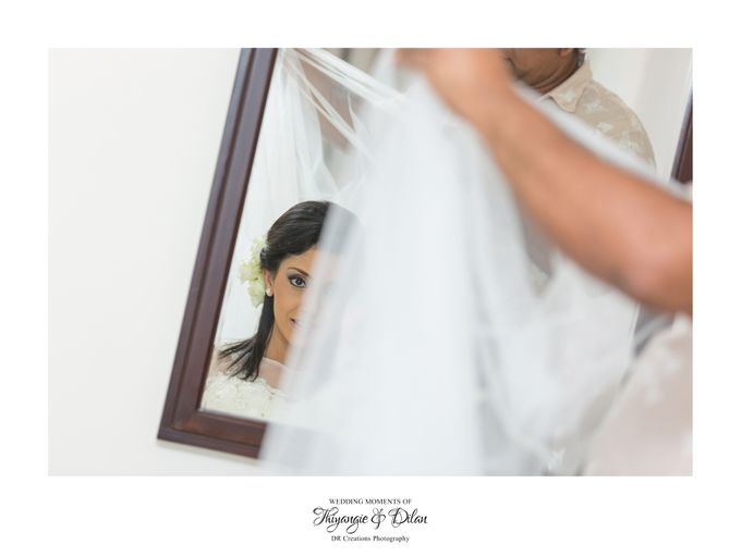 Wedding of Thiyangie & Dilan by DR Creations - 005
