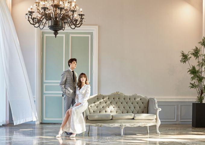 Korea Pre-Wedding Photoshoot - Studio 29 by Willcy Wedding by Willcy Wedding - Korea Pre Wedding - 002