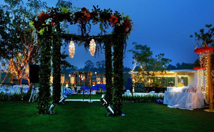 Wedding at On Green by Raffles Hills Cibubur - On Green Garden Venue - 015