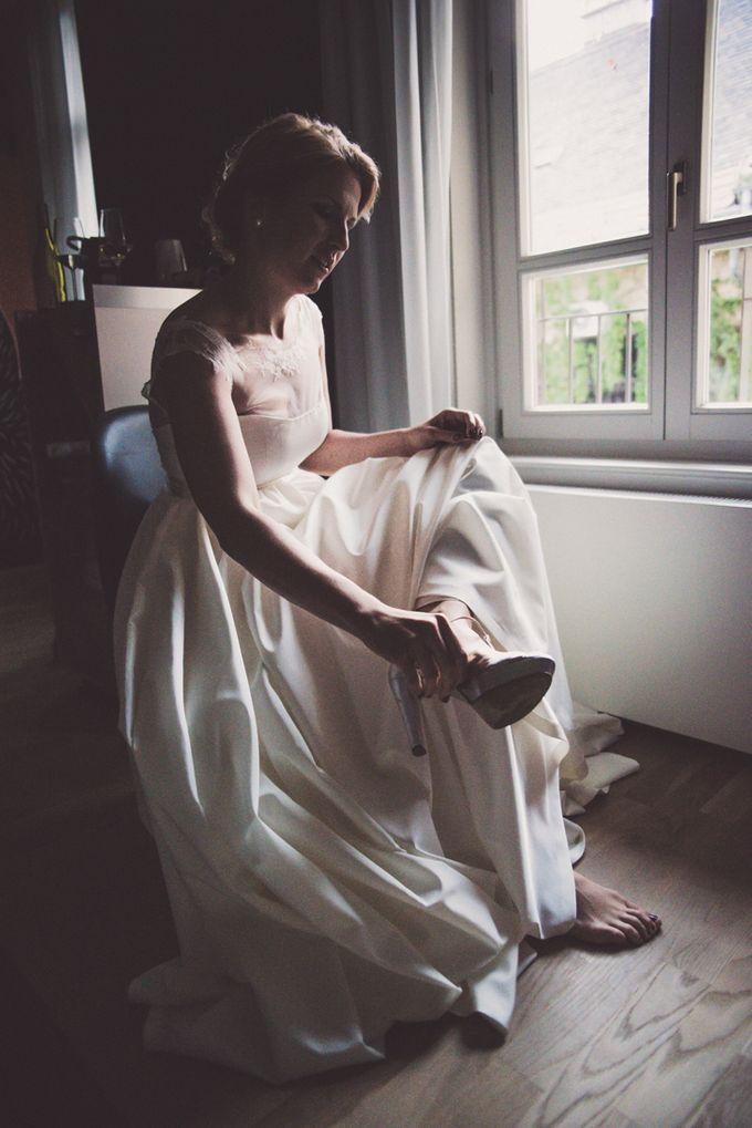 Vintage Wedding by United Photographers - 005