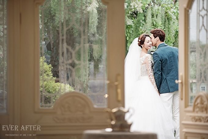 Korea Pre-Wedding Photoshoot - Studio 20 by Willcy Wedding by Willcy Wedding - Korea Pre Wedding - 004
