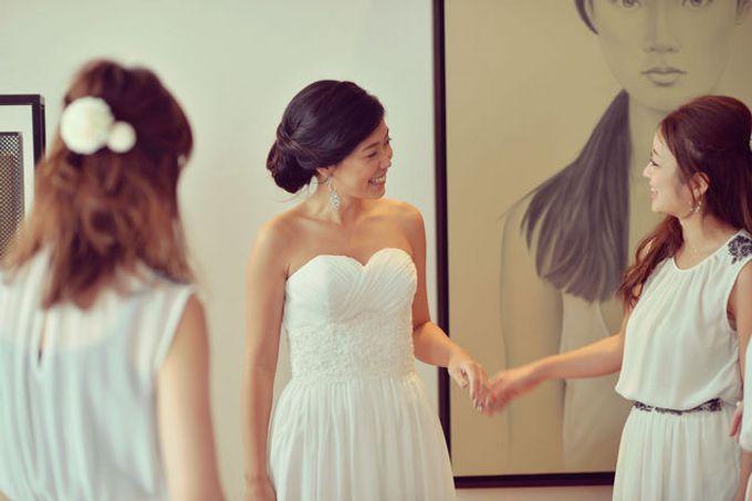 Bride - Haruka by Jinn Wu - 001