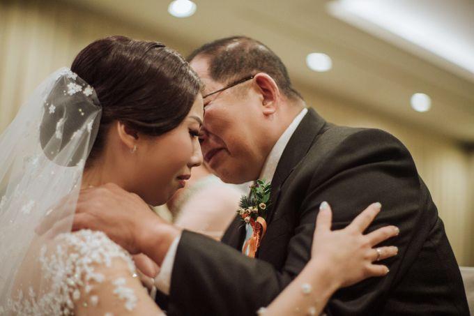 Rudy & Irene Wedding by One Heart Wedding - 044
