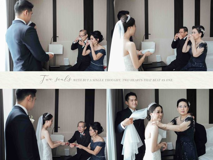 Hold my hand, my heart, and hold me forever ❤ by Gorgeous Bridal Jakarta - 006