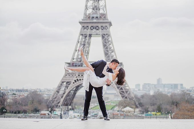 Prewedding Overseas Jessy & Tora by ThePhotoCap.Inc - 002