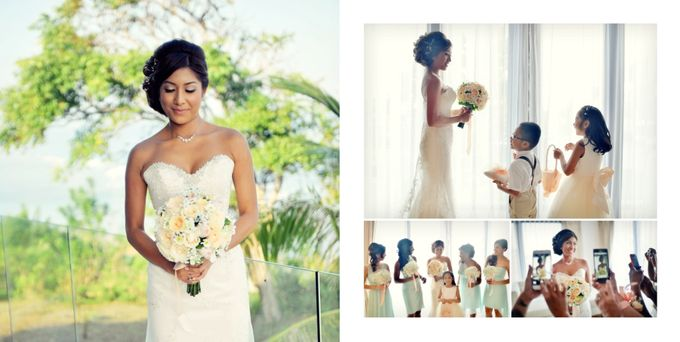 David & Rose by Bali Exotic Wedding Organizer - 003