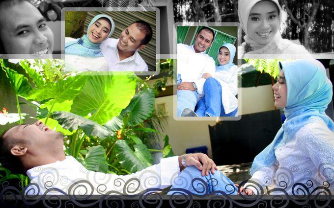 Wedding - Prewedding Syndhi & Ary by Letisia makeup - 004