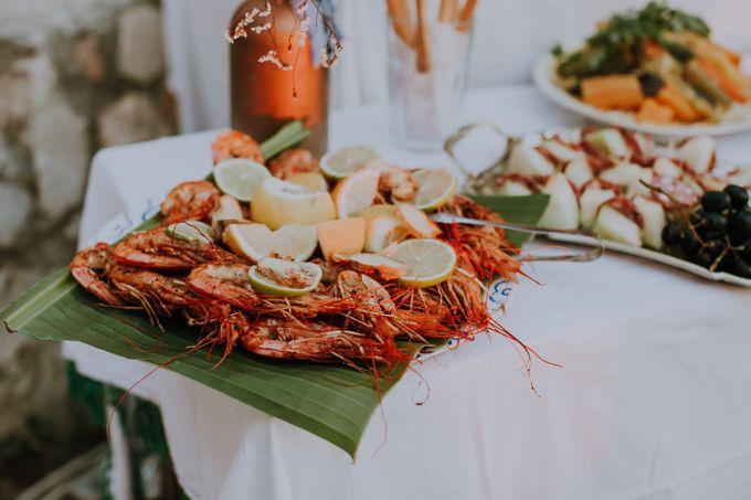 Glamorous destination beach wedding in Lefkada by Your Lefkada Wedding - 040