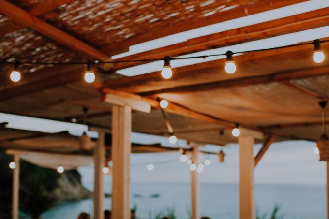 Glamorous destination beach wedding in Lefkada by Your Lefkada Wedding - 041