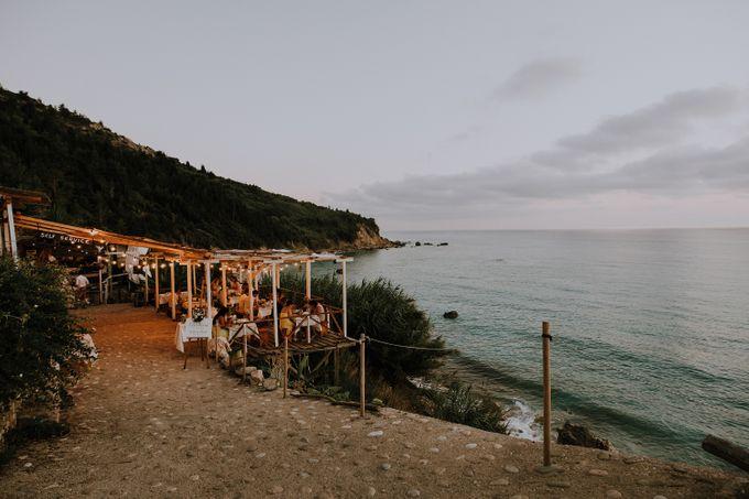 Glamorous destination beach wedding in Lefkada by Your Lefkada Wedding - 042
