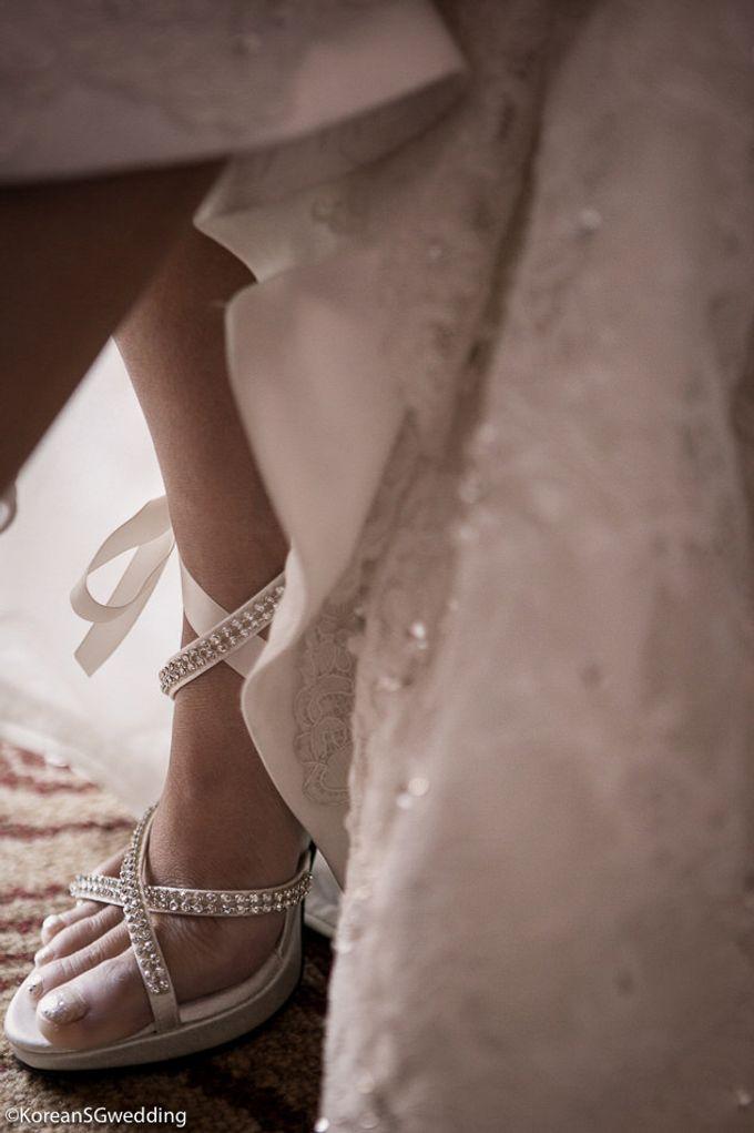 THET NAING SOE + ZIN MYO HTET Actual wedding by Eric Oh  Korean Photographer - 006