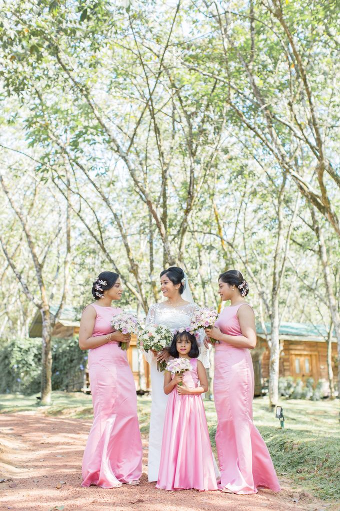 Wedding of Prabudhi & Thilina by DR Creations - 006