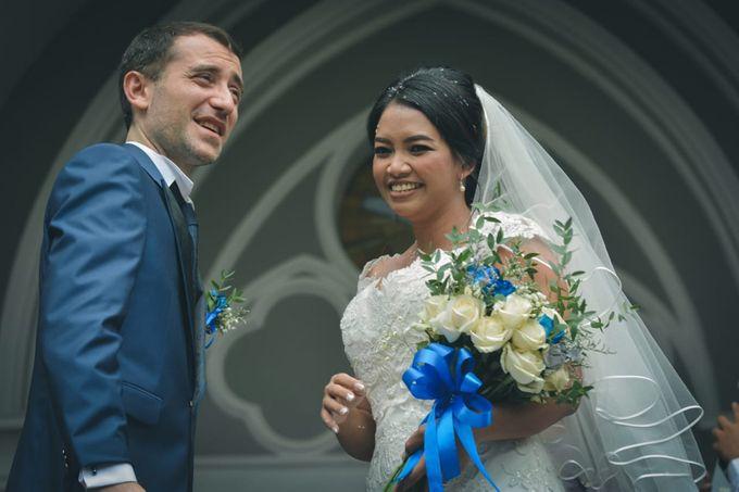 Andrea & Fransisca Wedding by deVOWed Wedding & Event Planner - 006