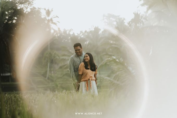 The Prewedding Of Andrew & Dinar by alienco photography - 006