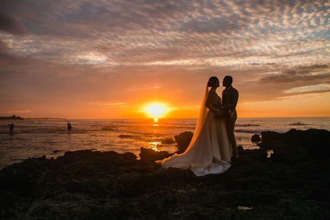 Christian and Carol Beach Themed Wedding - La Union Wedding Photographer by Mot Rasay Photography - 003