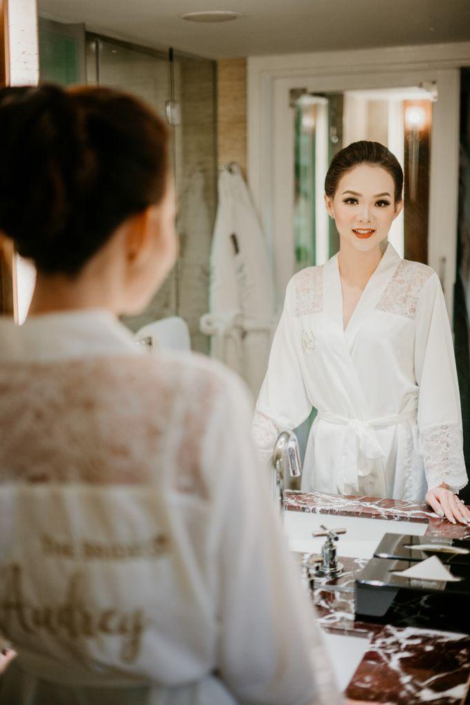 The Wedding of Leon & Audrey by Hotel Indonesia Kempinski Jakarta - 005