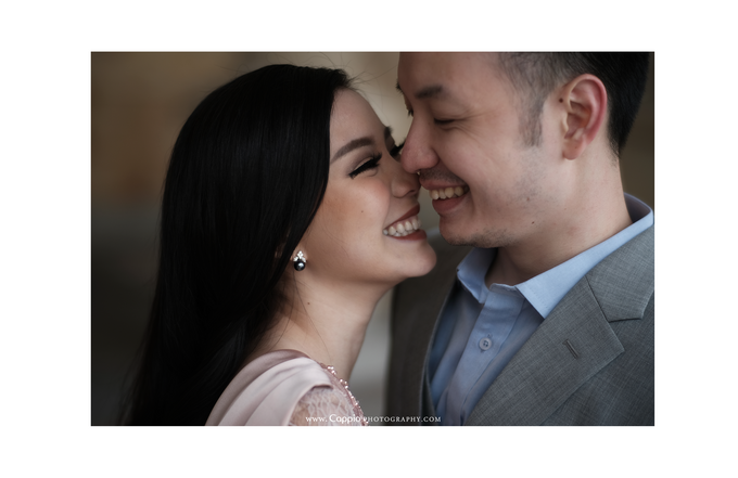 Ivan and Clarine Prewedding by Cappio Photography - 006