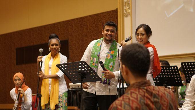 Big Band for The Wedding of Nadia & Atria at Sasana Kriya TMII by La Oficio Entertainment - 003