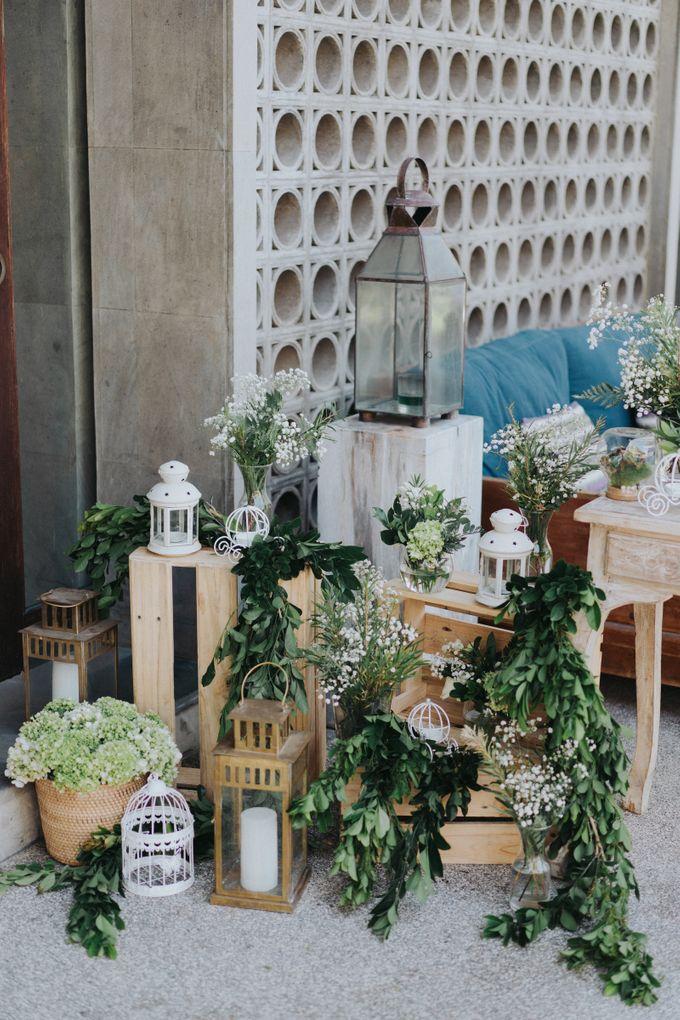 The Wedding of Shahril & Vivian by BDD Weddings Indonesia - 006