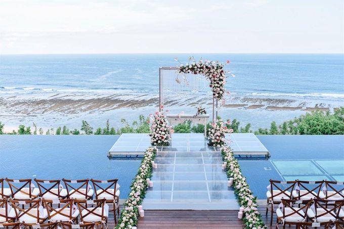 The Wedding of Donald & Larissa by BDD Weddings Indonesia - 006