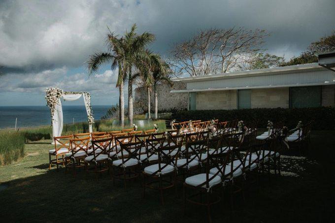 The Wedding of Benjamin & Wenjie by BDD Weddings Indonesia - 006