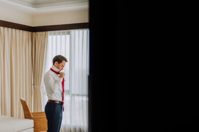 The Wedding of Christoph & Jessica by BDD Weddings Indonesia - 006