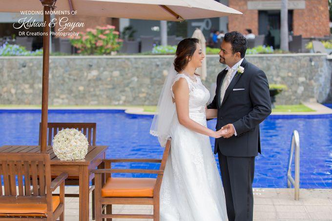Wedding of Kishani & Gayan by DR Creations - 024