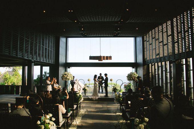 Bvlgari Bali & Tirtha Glass House Wedding by AMOR ETERNAL BALI WEDDING & EVENTS - 008