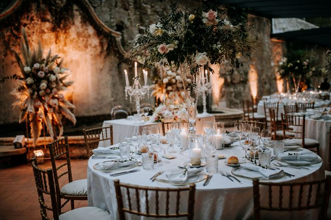 Summer & Pedro Castle Wedding by Fashion Moments Eventos - 030