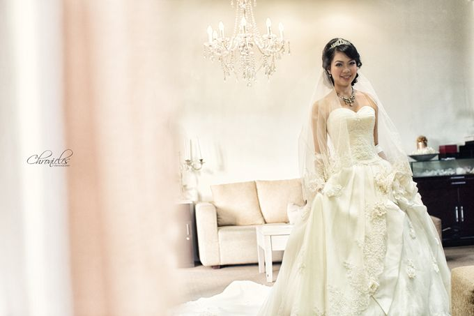 Wiwin Yuna Wedding Day By Chronicles Production Bridestory