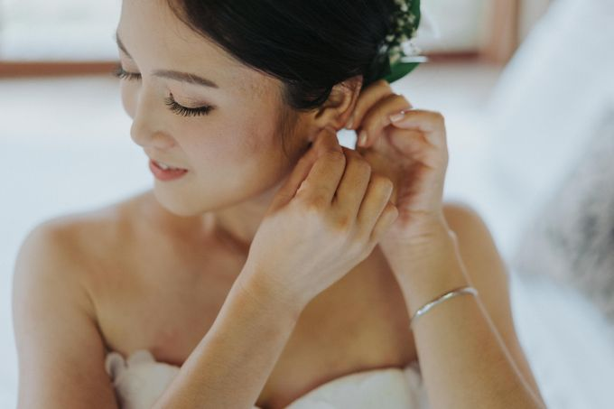 Intimate Wedding in Canggu by Silverdust Decoration - 008