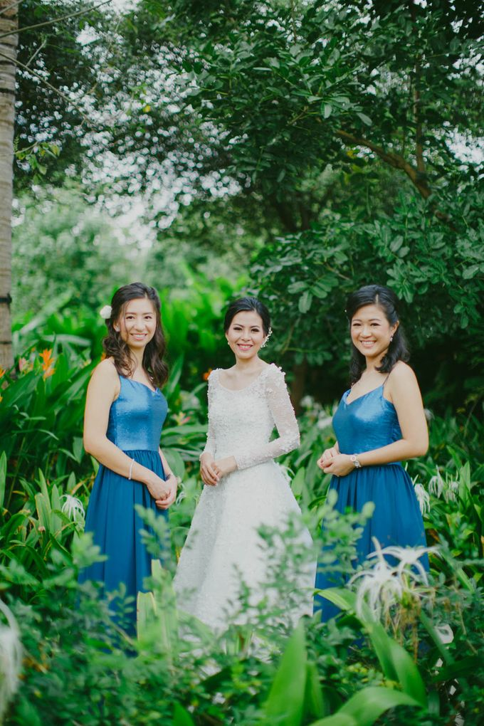 RUSTIC WEDDING DAVID AND JOICE IN SKY AYANA BALI by W organizer - 010