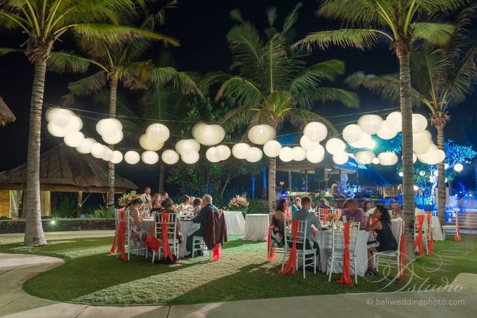 Tenniel and Dean Wedding by D'studio Photography Bali - 029