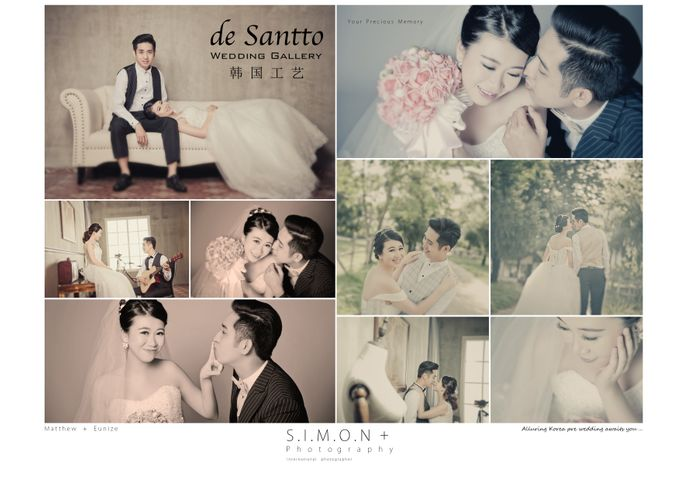 JUNE WEDDING PHOTOGRAPHY by DE SANTTO WEDDING GALLERY - 002