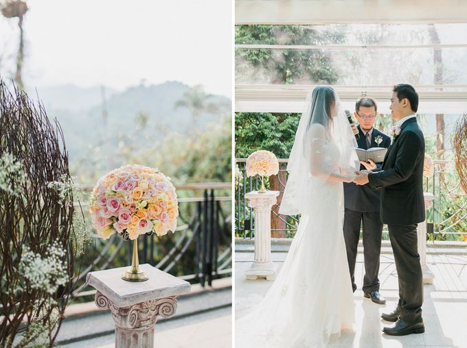 French Village Wedding by Peter Herman Photography - 015