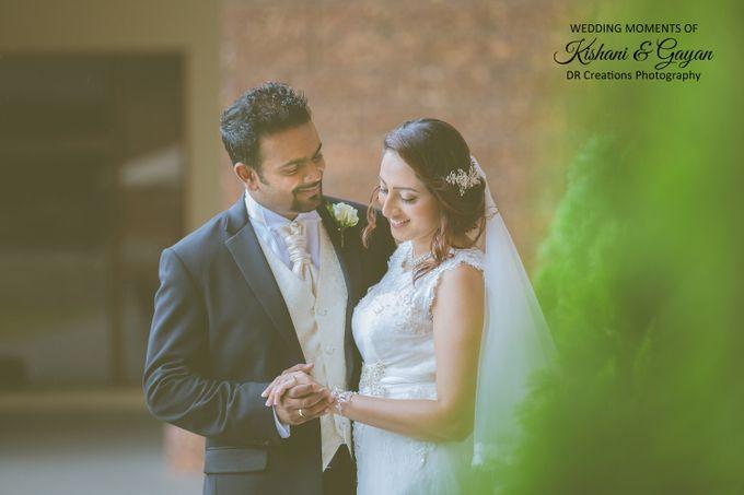 Wedding of Kishani & Gayan by DR Creations - 026