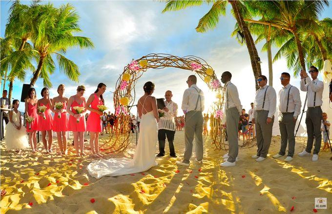 Wedding Bells in tropical Island by #1 Boracay Wedding Photographer - Joel Juliano - 016