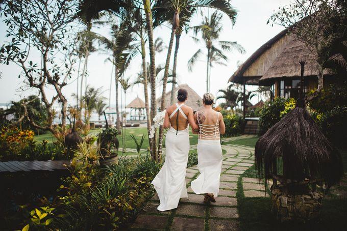 Jeanne & James Bali Wedding by SÁL PHOTO - 024