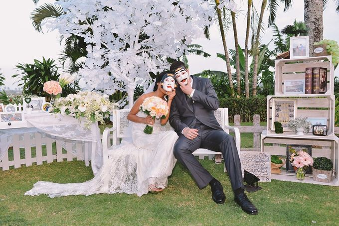 Dramatic Mountain Raung Wedding Concept by AT Photography Bali - 043