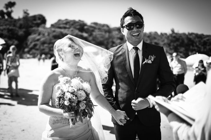 Leonie & Ryan, Mornington Peninsula, Victoria, Australia by Tim Gerard Barker Wedding Photography & Film - 009