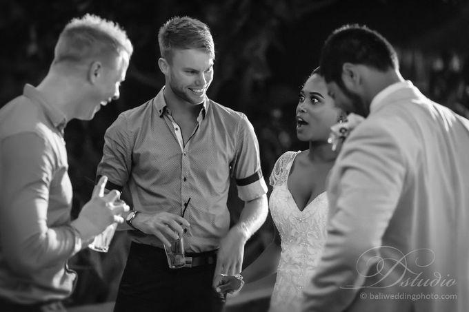 Tenniel and Dean Wedding by D'studio Photography Bali - 030