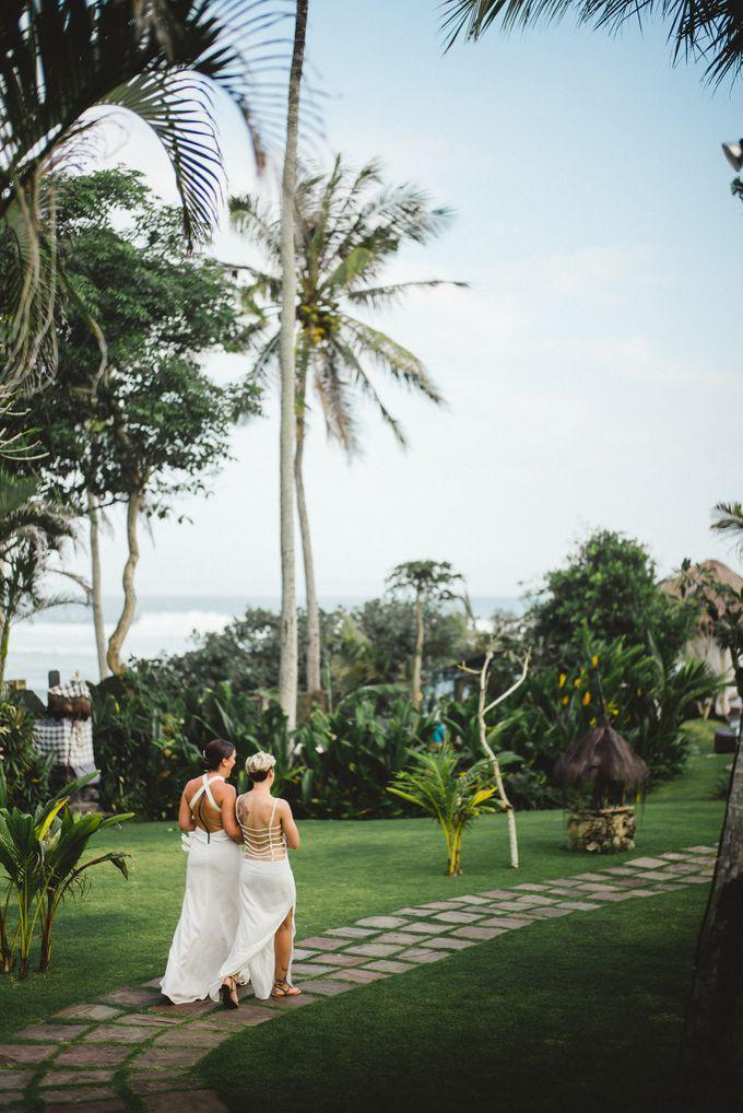 Jeanne & James Bali Wedding by SÁL PHOTO - 025