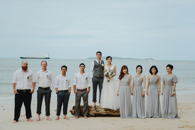 Zoe and Greg Phuket Wedding by Terralogical - 015